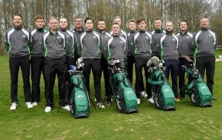 DGL Herrenmannschaft 2020, Dortmunder Golfclub e.V.